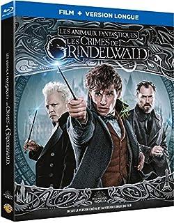 Les Animaux fantastiques : Les Crimes de Grindelwald [Blu-ray + Version longue] [Blu-ray + Version longue] (B07KBQMXLN) | Amazon price tracker / tracking, Amazon price history charts, Amazon price watches, Amazon price drop alerts