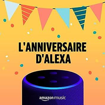 L'anniversaire d'Alexa