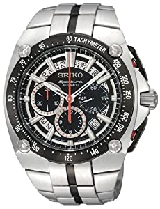 Seiko SRQ007 Limited Edition Sportura Men's Chronograph Watch image