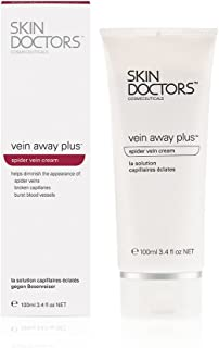 Skin Doctors Vein Away Plus with Vitamin A, Arnica, Allantoin, helps The appearance of Spider Veins, broken Capillaries an...