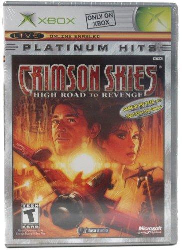 Crimson Skies: High Road To Revenge Platinum Hits - Xbox by Microsoft