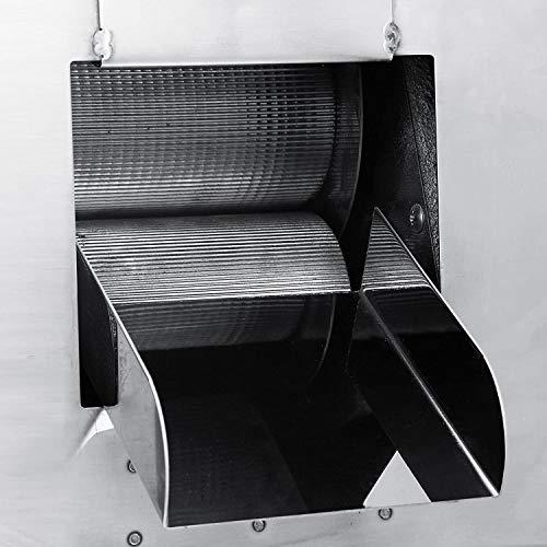 VEVOR 220V/50Hz 750W Machine de Canne à Sucre Electrique Extracteur de Moulin à Sucre de Canne Centrifugeuse de Sucre de Canne