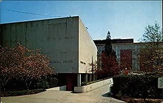 Russell House Student Union, University of South Carolina Columbia Original Vintage Postcard