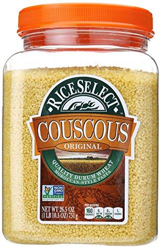 Riceselect Couscous Jar, 26.50 oz