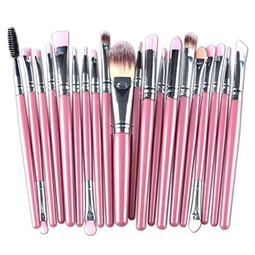 SDK Makeup Brush Set Foundation Foundation Fard à paupières Maquillage Brush Lady Cosmetic Tools, 8