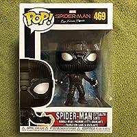 スパイダーマン ファーフロムホーム ステルススーツ FUNKO POP