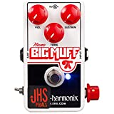 "JHS Pedals Mod ジェイエイチエスペダルズ エフェクター ディストーション EHX Nano Big Muff""MoonPi Mod"" 【国内正規品】"