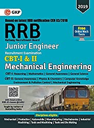 RRB JE Books - Top 10 Best Railway RRB Junior Engineer Exam Books