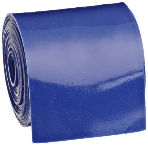 maddak shelf liners SP Ableware Tenura 100 Percent Silicone Non-Slip Strip, 3-1/5 Feet Length x 3/4 Inches Width - Blue (753770000)