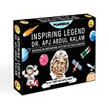 WONDRBOX Dr. APJ Abdul Kalam Educational Toy for 8,9,10 Year Age: DIY Satellite, Activity Kit, Math Game, Learning Kit, Educational Kit, STEM Toy
