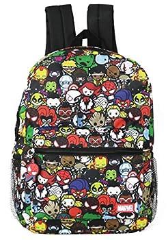 Marvel Kawaii Avengers Superheroes Boy s 16 Inch Backpack  Avengers Kawaii