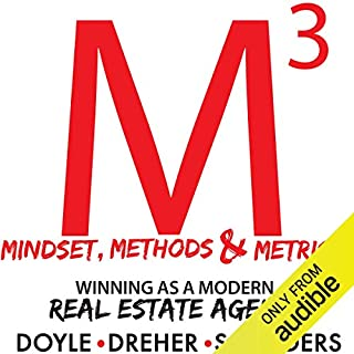 Mindset, Methods & Metrics audiobook cover art