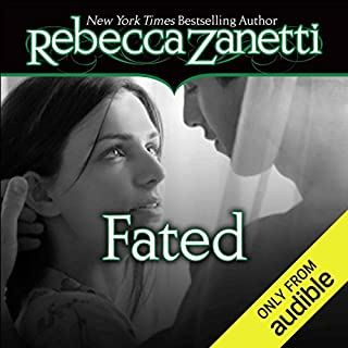 Fated                   By:                                                                                                                                 Rebecca Zanetti                               Narrated by:                                                                                                                                 Karen White                      Length: 10 hrs and 46 mins     477 ratings     Overall 4.2