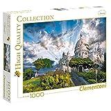 Clementoni- Montmartre High Quality Collection Puzzle, 1000 Pezzi, 39383...