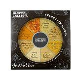 Gourmet Cheese Selection Wheel