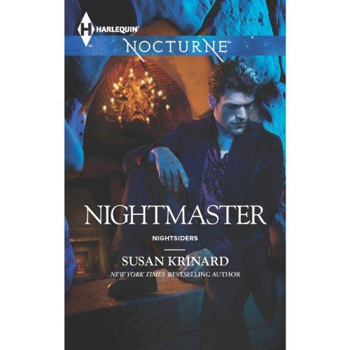 Nightmaster audiobook cover art