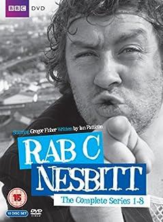 Rab C Nesbitt - The Complete Series 1-8