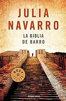 La Biblia de Barro / The Bible of Clay  Julia Navarro   Spanish Edition