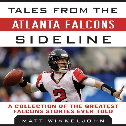 Tales from the Atlanta Falcons Sideline cover art