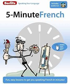 Berlitz Language: 5-minute French