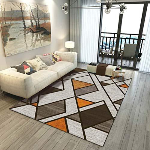 Orumrud Corredor Alfombra alfombra Classie Colorido Vintage Área floral Alfombra antideslizante y lavable Perfecto para la sala de estar Pasillo de entrada, tamaño personalizado (Talla : 100x400cm)