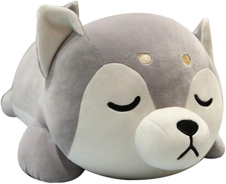This Is Fine Dog Stuffed Animal, Amazon Com Fine Stuffed Animal Plush Toy Decorative Soft Toys Plush Pillow Pets Cartoon Dog Cute Husky Soft Toy Butt Pillow Cushion Sofa Chair Seat Cushions M Sports Outdoors