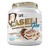 Life Pro Casein Pro 1kg | Proteína de caseína perfecta para el desarrollo de músculos | Fabricación nacional (TIRAMISU)