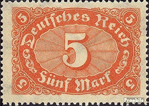 soporte minorista mayorista Prophila Collection alemán Imperio 194c examinado 1921 Diferentes Dibujos (Sellos (Sellos (Sellos para los coleccionistas)  los últimos modelos