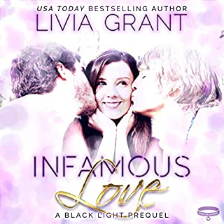 Infamous Love audiobook cover art