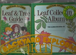 Backyard Explorer Kit with Leaf and Tree Guide