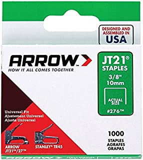 SEPTLS091276 - Arrow Fastener JT21 Type Staples - 276