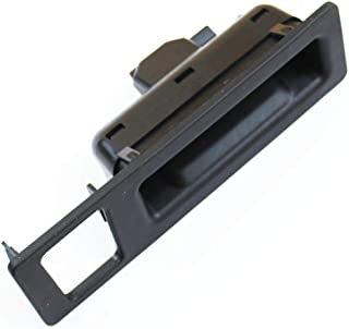 ZHANGSUYUAN Tailgate Trunk Lid Door Switch Handle Fit for BMW X1 X3 X5 2-Series 3-Series 4-Series 5-Series F22 F30 F10 F48...