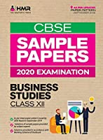 Sample Papers - Business Studies: CBSE Class 12 for 2020 Examination