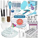 Shpebs Cake Decorating Supplies   Cake Decorating Kit Baking Supplies...