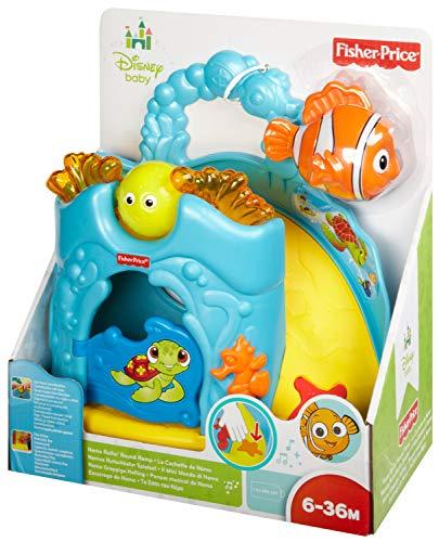 Mattel Fisher-Price Y4296 - Disney's Nemos Rutschbahn-Spielset
