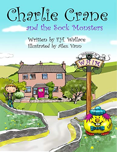 Charlie Crane and the Sock Monsters