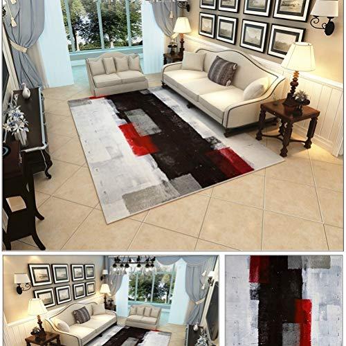 YangH yy moderne minimalistische woonkamer tapijt met salontafel slaapkamer volledige vloerbedekking Nordic rechthoekige XinY HAB