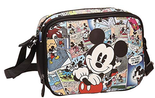 Disney MICKEY COMIC - Equipaje de Mano de niña - 31L - 53cm