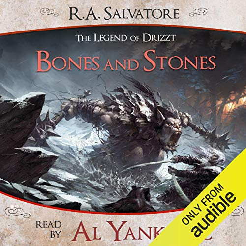Bones and Stones cover art