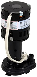 Best Ice O Matic 9161076-01 Water Pump 1550 Rotations Per Minute 115 Volt Reviews