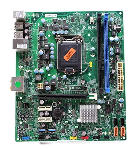 Medion Akoya P4385 D MS-7707 Ver.1.1 Intel H61 Micro ATX Sockel 1155
