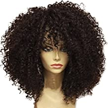 MeiRun 13x6 Deep Part Afro Kinky Curly Lace Front Wigs Human Hair Wigs Short For Black Women Brazilian Human Hair Wigs Pre-Plucked Lace Front Wigs 10inch