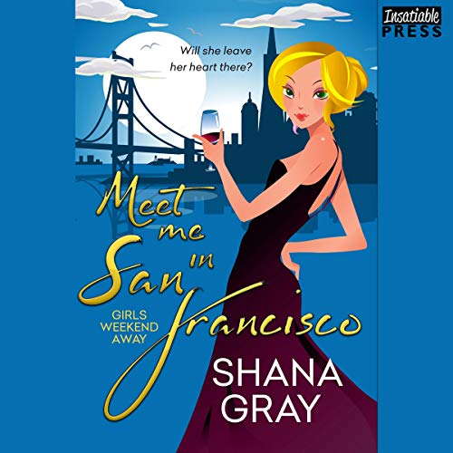 Meet Me in San Francisco audiobook cover art