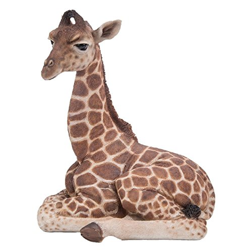 Vivid Arts - Zoo Pet Pals Baby-Giraffe, Haus- oder Gartendekoration (PZ-GRAF-F)