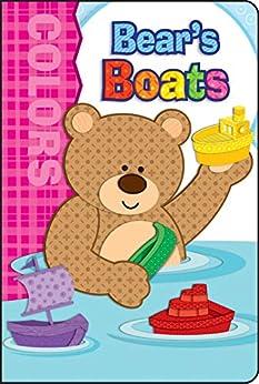 Bear's Boats (Brighter Child Board Books) by [Brighter Child]