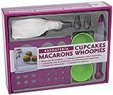 Kit Repostería: Whoopies- Macarons-Cupcxakes (Cocina)