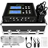 Vniolife Ionic Foot Bath Machine, Dual User Detox Foot Bath System, Suitable for Family Beauty Club Regain Health & Vitality with 5 Liners