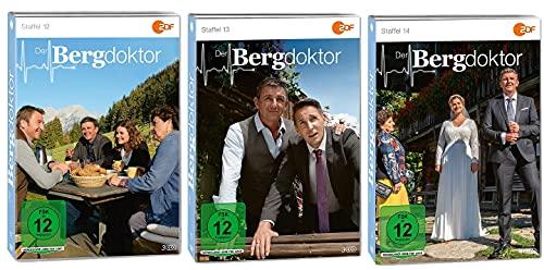 Der Bergdoktor Staffel 12-14 (12+13+14, 12 bis 14) [DVD Set]
