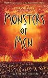 Monsters of Men, Book, Review, Chaos walking. Todd, Viola, Monsters of Men