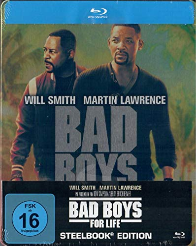 Bad Boys for Life - Steelbook [Blu-ray] Teil 3